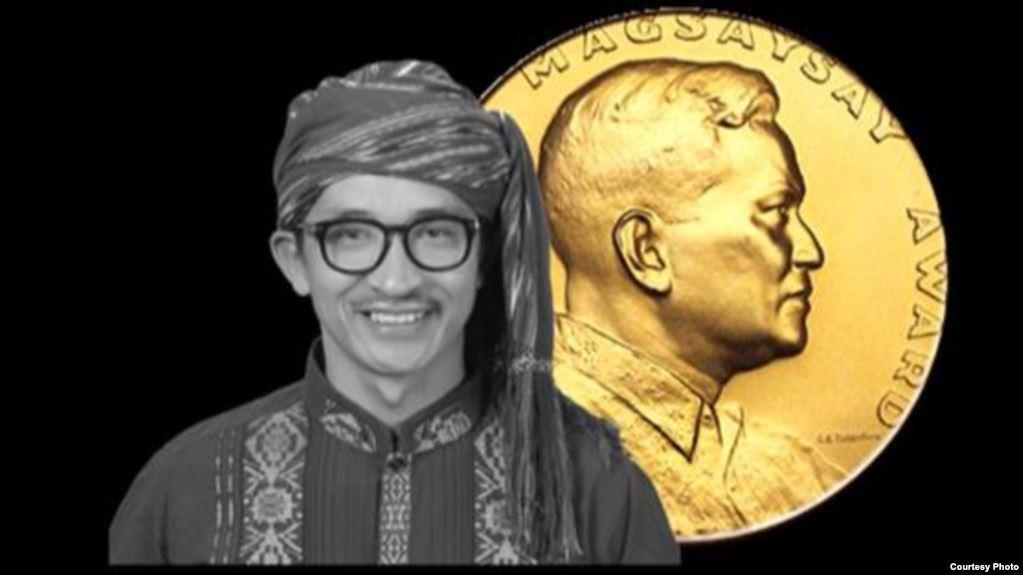 Bersama Masyarakat Adat Nusantara Meraih Magsaysay Award