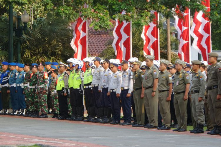 DKI Berlakukan Bulan Tertib Trotoar Hari Ini