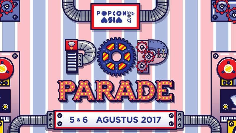 Popcon Asia 2017, Ajang Unjuk Gigi Pelaku Industri Kreatif Indonesia
