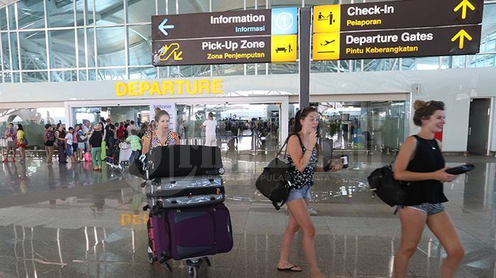 Jumlah Wisatawan Asing ke Indonesia Meningkat