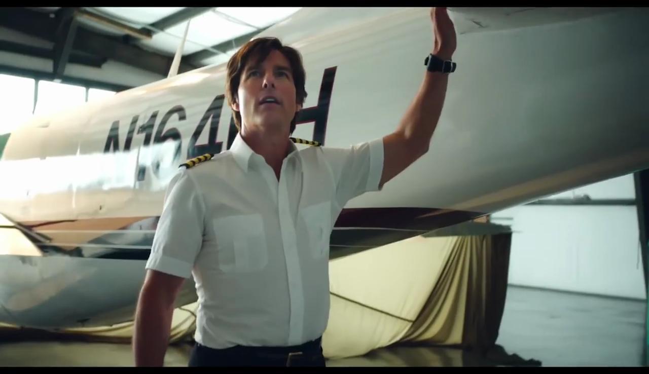 Reuni Manis Tom Cruise dengan Sutradara Edge of Tomorrow, Doug Liman di Film American Made