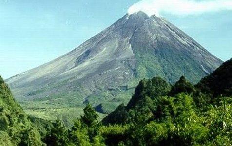 Sisi Mistis Gunung Merapi