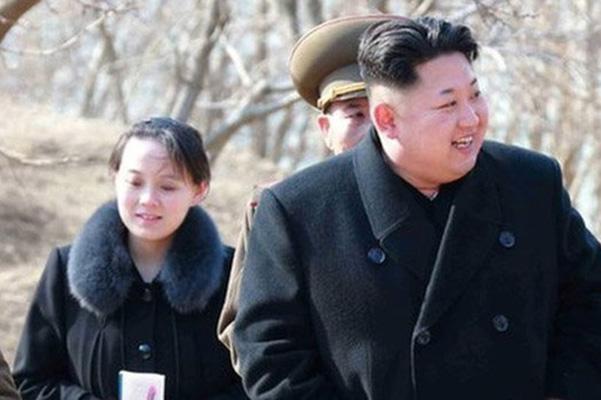 Kim Jong Un Angkat Adiknya ke Lingkaran Dalam Kekuasaan