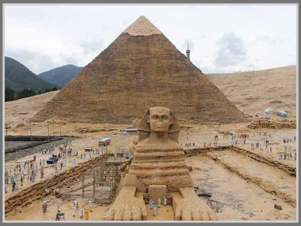 Misteri Bagaimana Piramida Dibangun Akhirnya Terungkap