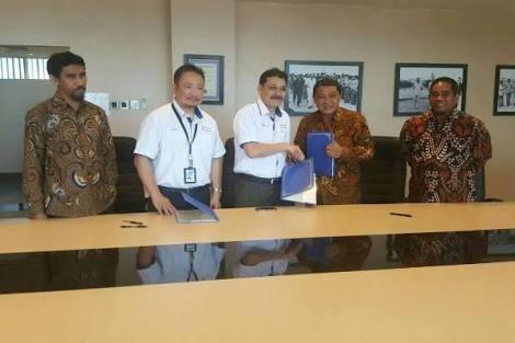 SDM Pelindo IV Menjalani Pendidikan di Johor Port Malaysia