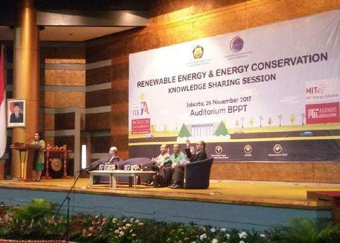 Pemerintah Butuhkan SDM Ahli untuk Kelola Energi Baru Terbarukan