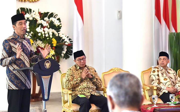 Presiden Tegaskan Perpres Penguatan Karakter untuk Hindari Tergerusnya Nilai Agama dan Budaya Bangsa