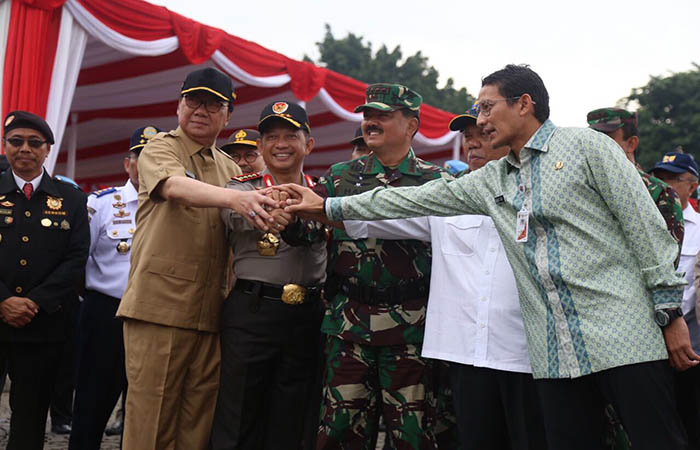 Operasi Lilin 2017: TNI-Polri Bersinergi Mengamankan Natal dan Tahun Baru