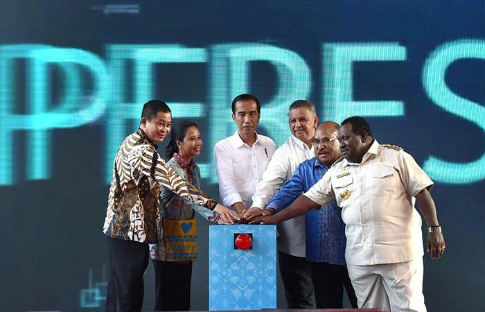 Wujudkan Keadilan, Presiden Prioritaskan Listrik untuk Papua