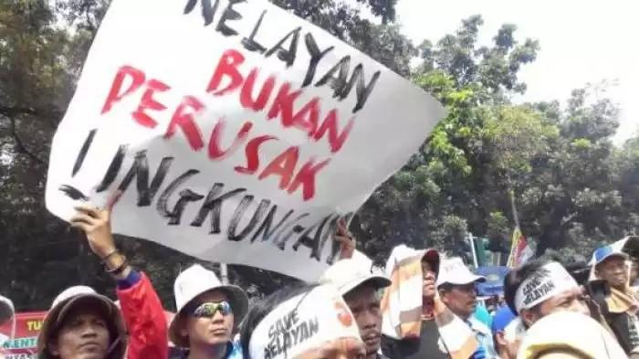 Heboh Cantrang pun Berakhir Manis di Tangan Jokowi