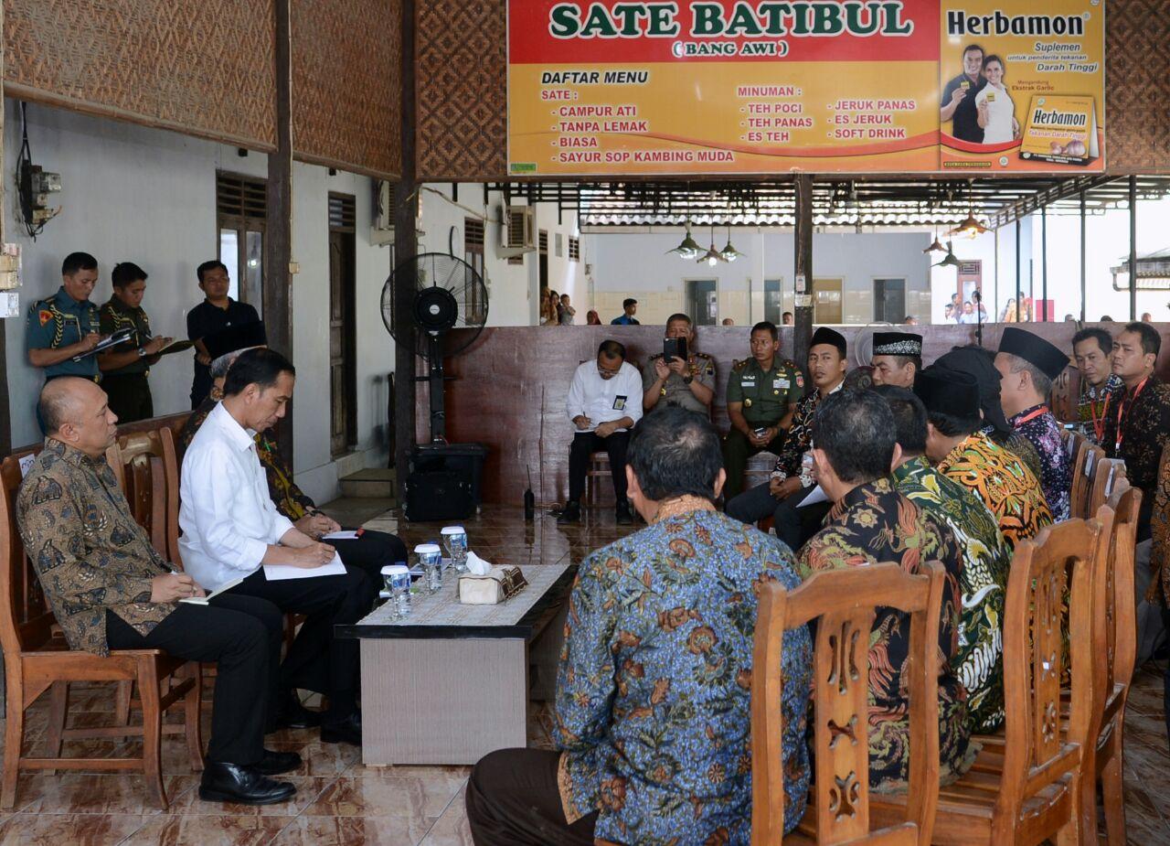 Jokowi: Soal Pelarangan Cantrang, Kita Carikan Solusi Bersama