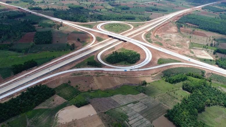 Jokowi Akan Resmikan Tol Trans Sumatera Besok