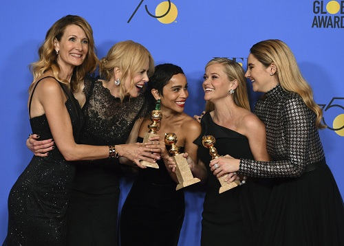 Pemenang Golden Globe Awards 2018