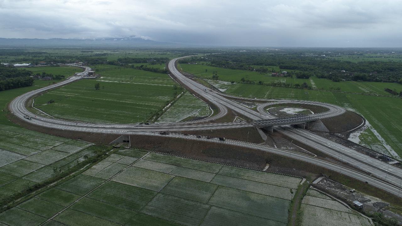 Ruas tol Ngawi-Kertosono | Sumber: Fakta News
