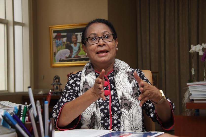 """Bangkitlah Wanita Indonesia, Lawan Kekerasan dan Ketidakadilan"""