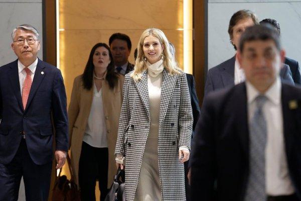Pimpin Delegasi AS di Penutupan Olimpiade, Ivanka Trump Tiba di Korsel