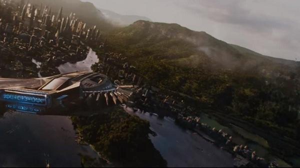 Wisata ala Black Panther, Kota Wakanda Sesungguhnya