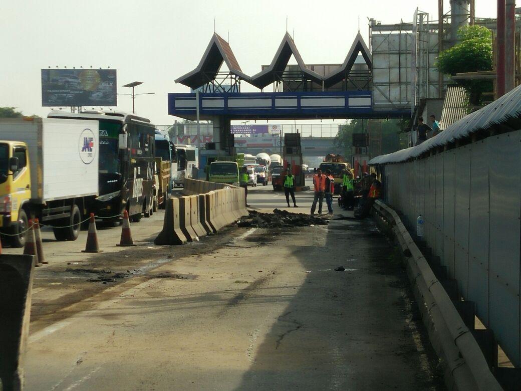 Jasa Marga Mengimbau: Hindari GT Cengkareng 2, Ada Pemeliharaan Rutin