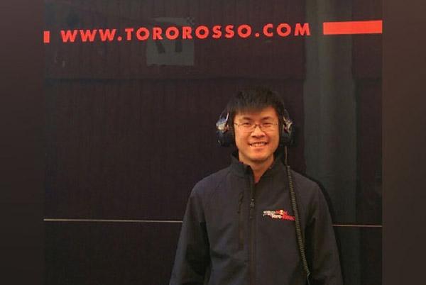 Alumni ITB Ikut Andil dalam Rancangan Desain Mobil F1 Toro Rosso Terbaru