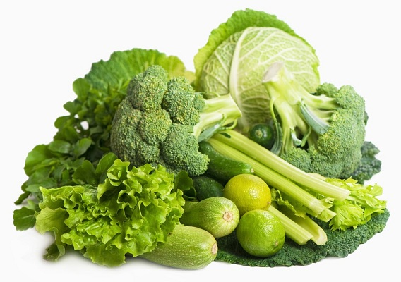 Sayuran Hijau Sumber Vitamin K