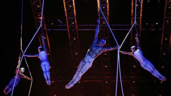 Terjatuh Saat Atraksi, Pemain Akrobat Kawakan Ini Tewas