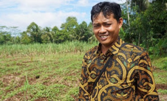 Pedagang Keliling yang Jadi Inspirator Desa Mandiri di Banyumas