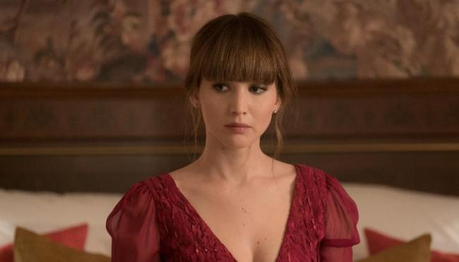 Red Sparrow: Thriller Khusus Dewasa