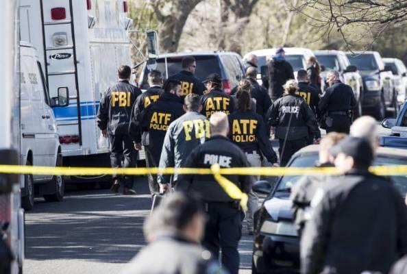 Paket Bom Misterius Guncang Austin,Texas