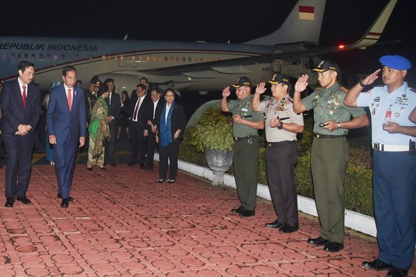 Berita Selandia Baru: Jokowi Tiba Di Tanah Air, Usai Kunjungan Ke Australia Dan