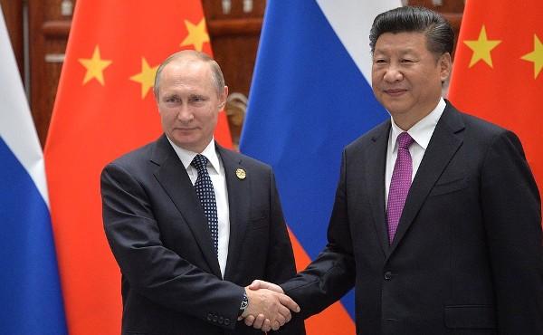 Sama-sama Jadi Presiden Lagi, Putin dan Xi Saling Ucapkan Selamat