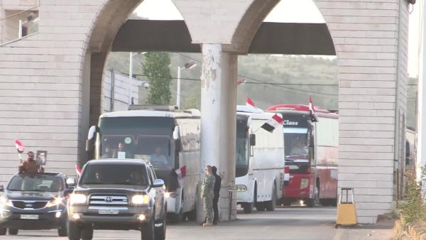 Pengungsi Suriah di Lebanon Mulai Kembali ke Negaranya