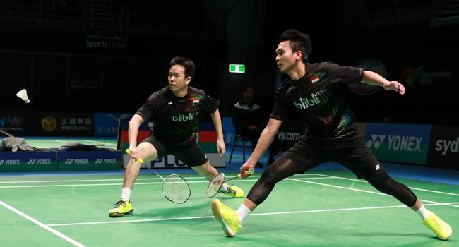 Optimisme Ganda Putra Indonesia di Kejuaraan Asia 2018