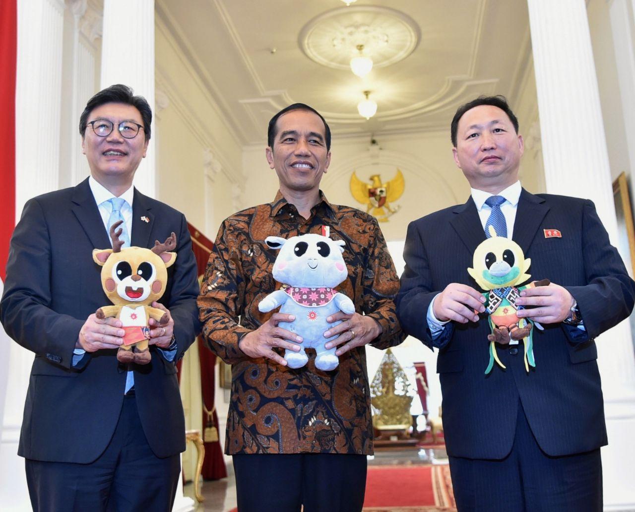Indonesia Dukung Perdamaian Dua Korea