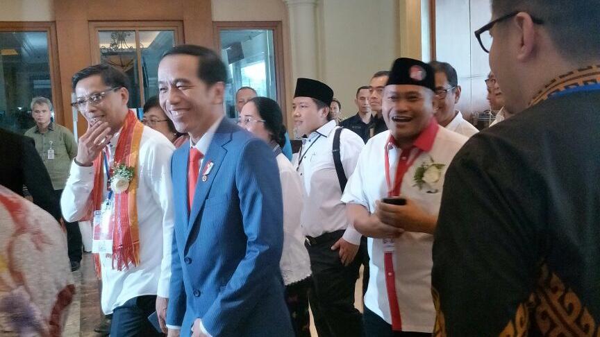 Jokowi dan GK