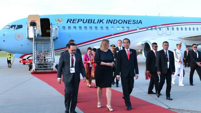 Saat Kampanye Pemilu, Jokowi Tak Akan Pakai Pesawat Kepresidenan