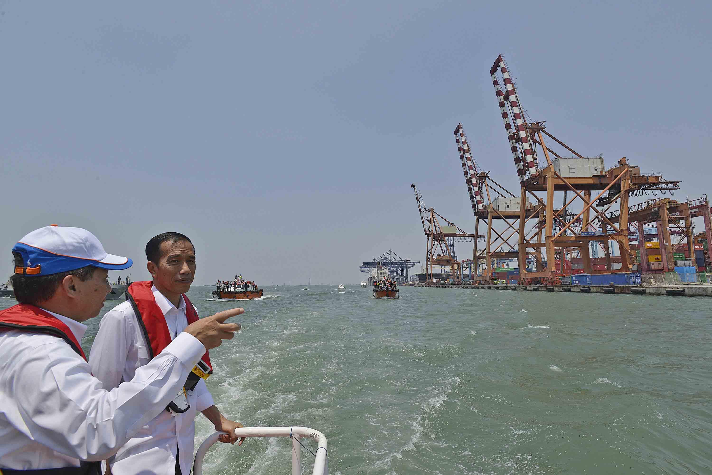Kemenhub akan Terus Optimalkan Pembangunan Pelabuhan
