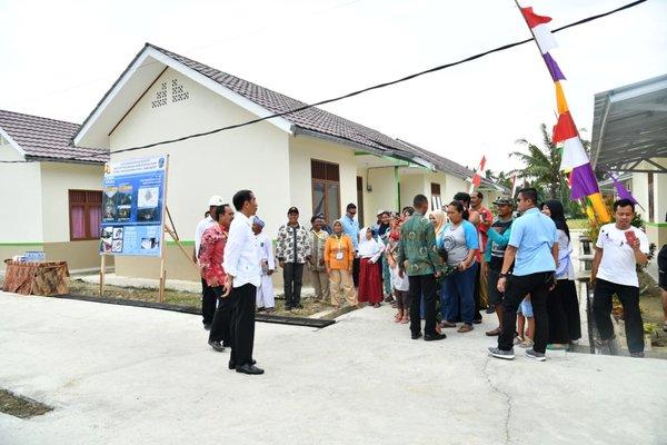 Bangun Rumah Khusus Nelayan, Agar Kehidupannya Lebih Baik