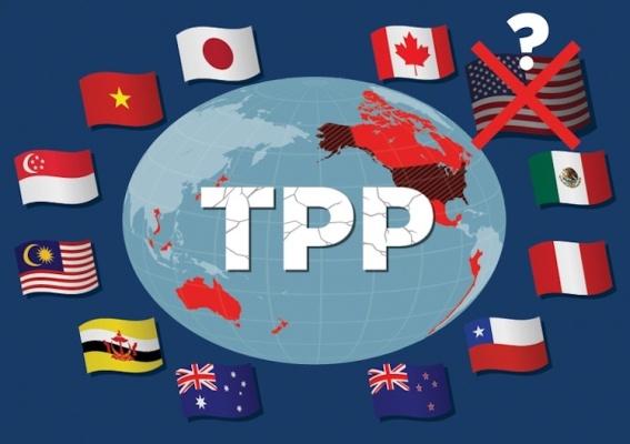 Tak Konsisten, Trump Sebut AS Bakal Kembali Gabung TPP