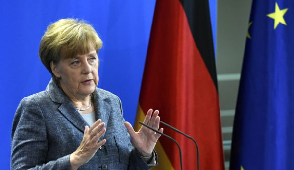 Hindari Konflik, Jerman Tolak Ikut Serang Suriah