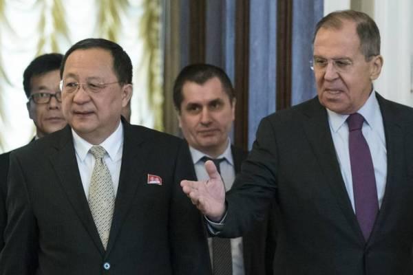 Menteri Luar Negeri Korea Utara Kunjungi Rusia