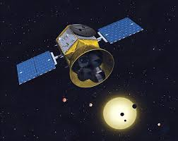 Gandeng Space X, NASA Luncurkan Wahana Pencari Planet Luar Tata Surya