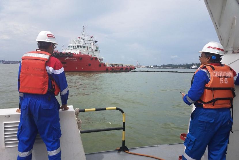 Pertamina Hanya Jadi Korban dari Patahnya Pipa di Teluk Balikpapan