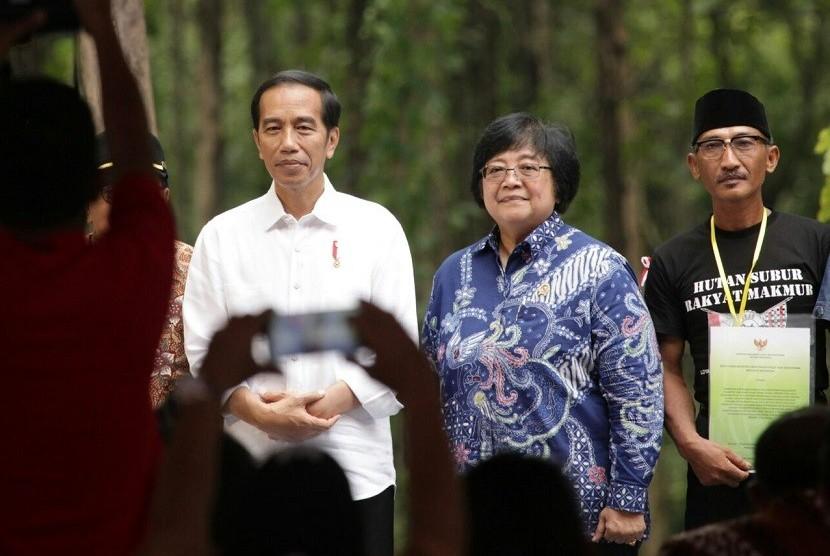 Pemerintahan  Joko Widodo Diapresiasi Dunia dalam Mengelola Hutan