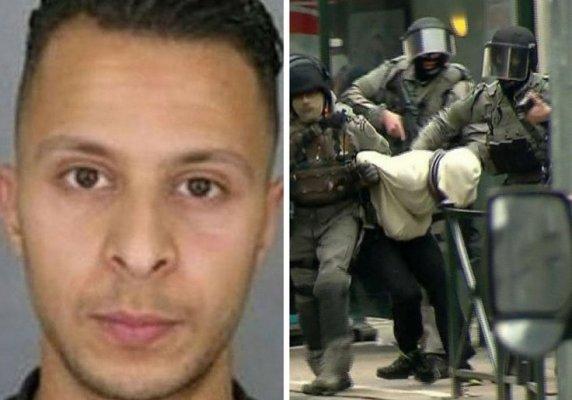 Pelaku Teror Paris 2015 Divonis 20 Tahun Penjara