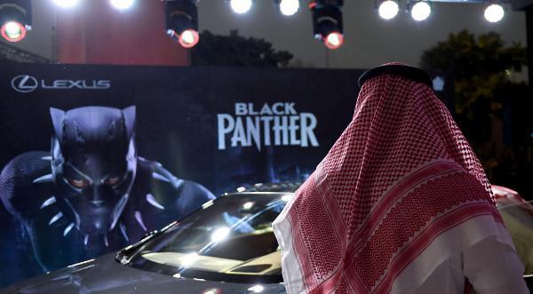 Akhirnya, Bioskop Komersial Pertama Arab Saudi Dibuka