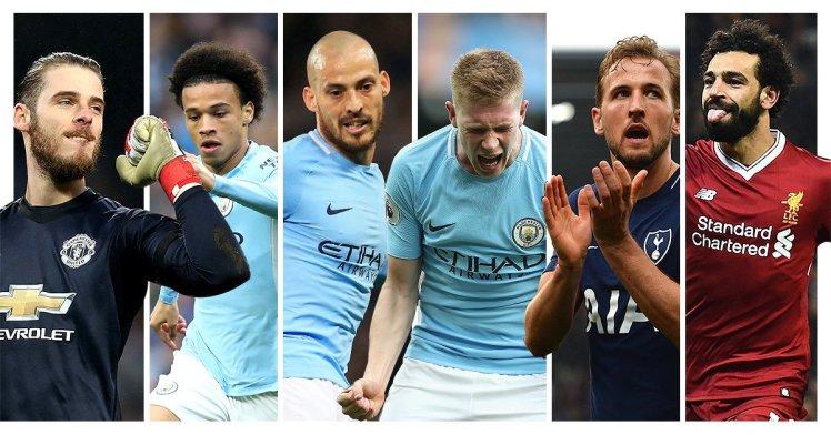 Siapa Pemain Terbaik Liga Inggris 2018?