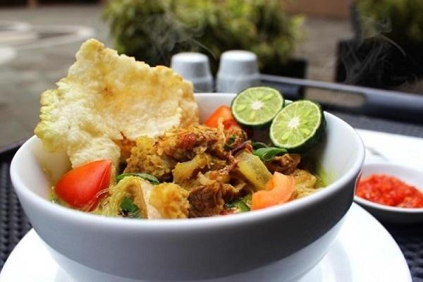 Lima Makanan Indonesia yang Mendunia Versi Kemenpar