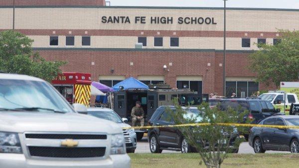 Penembakan Massal di Sekolah AS Kembali Terjadi, 10 Orang Tewas