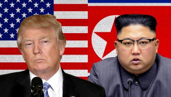 Trump dan Kim Jong-un Dijadwalkan Bertemu 12 Juni di Singapura
