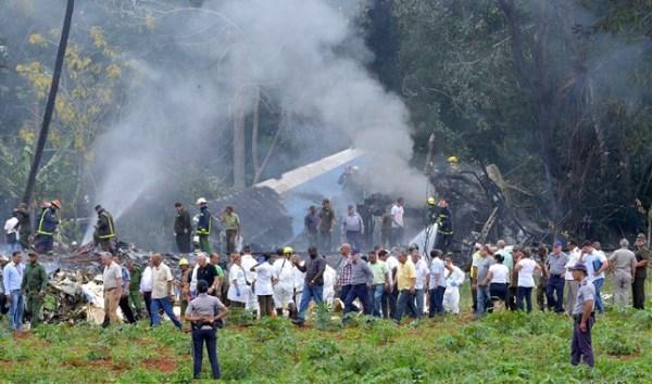 Boeing 737 Jatuh di Kuba, 100 Penumpang Lebih Tewas